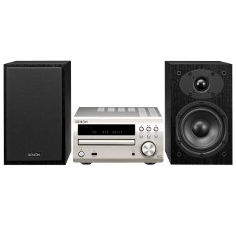 Denon DM40 DAB/FM/AM/CD Micro System with iOS