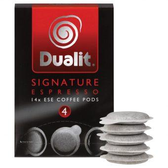 Dualit 15110 Signature Espresso ESE Pods
