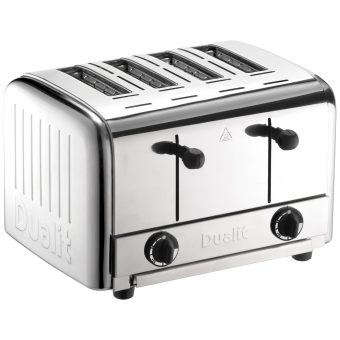 Dualit 4-Slice Pop Up Toaster