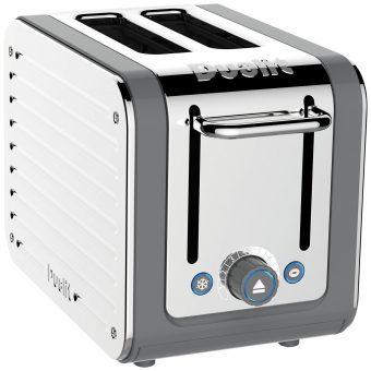 Dualit Architect 2-Slice Toaster Grey