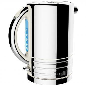 Dualit Architect Kettle Polished Steel / Canvas