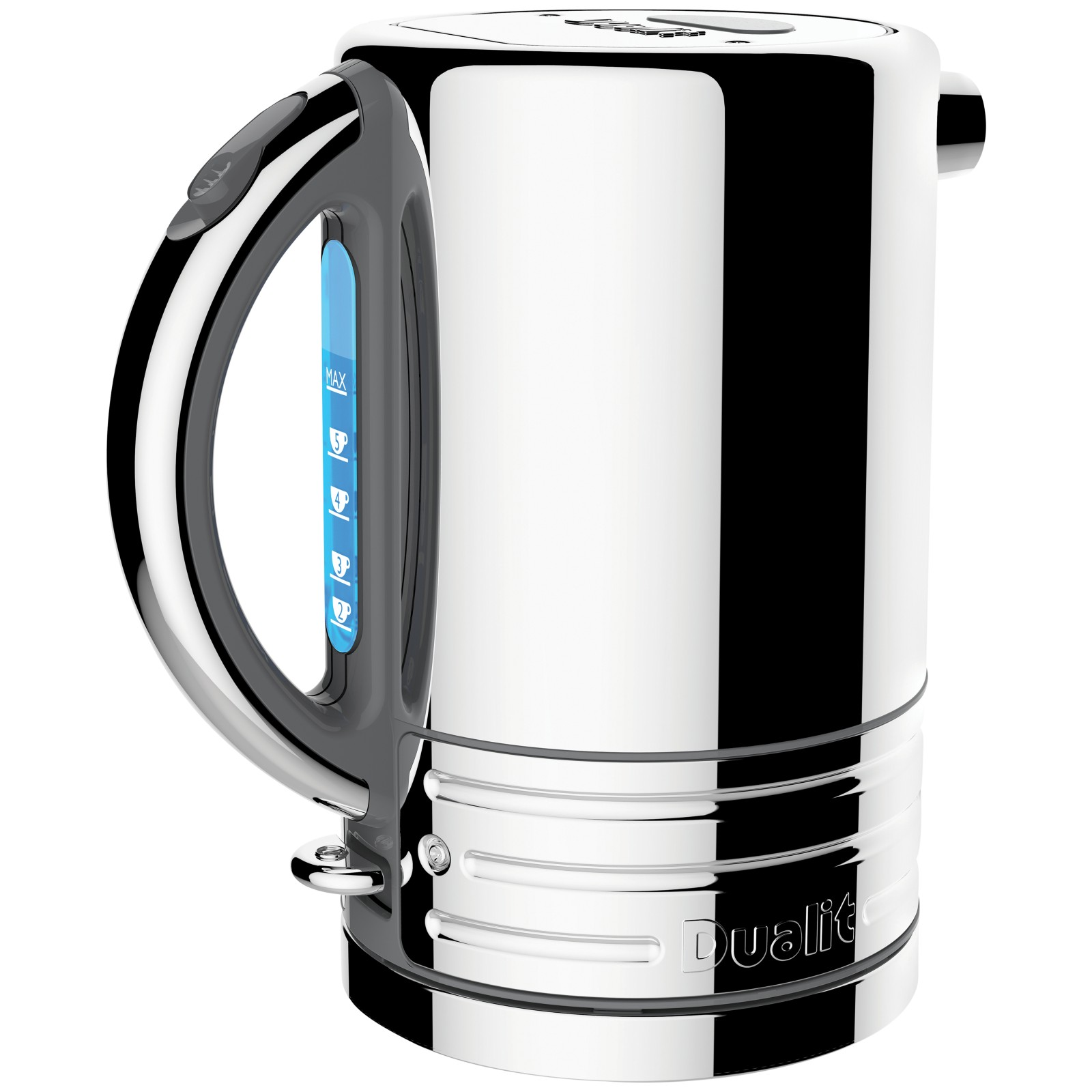 Dualit Architect Kettle Polished Steel / Grey