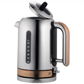 Dualit Classic Kettle Copper