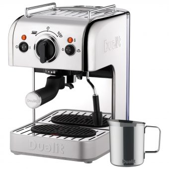 Dualit DCM2X Coffee System and Jug Polished Steel