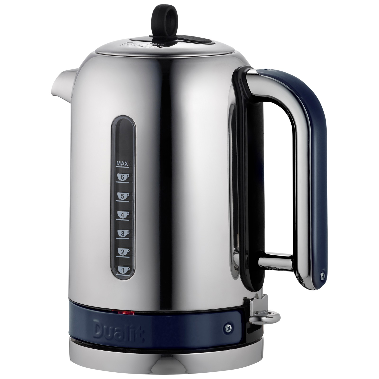 Dualit Made to Order Classic Kettle Stainless Steel/Steel Blue Matt