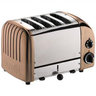 Dualit NewGen 4-Slice Toaster Copper