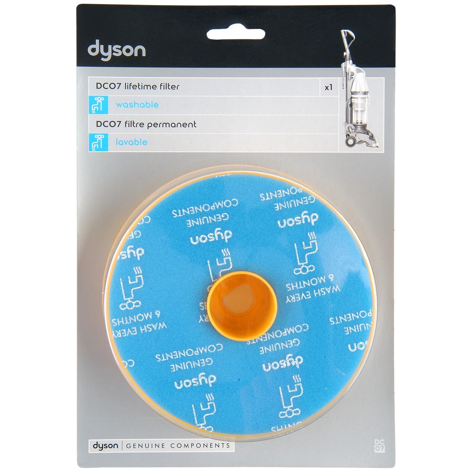 Dyson DC07 Washable Filter