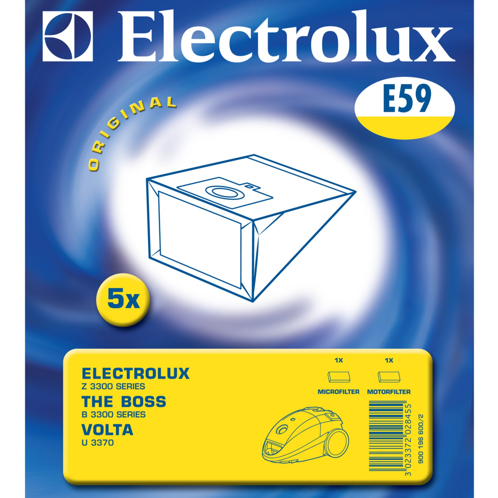 Electrolux E59 Vacuum Cleaner Bags