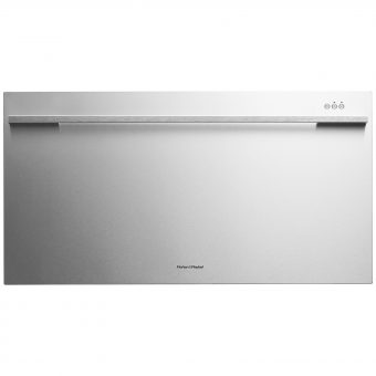Fisher & Paykel DD90SDFHTX2 Single Built-in 90cm Wide DishDrawer Dishwasher
