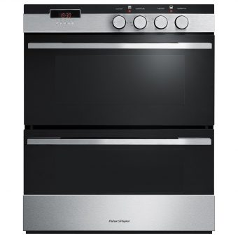 Fisher & Paykel OB60HDEX3 Double Built-Under Electric Oven