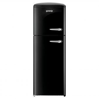 Gorenje RF60309OBK-L Freestanding Fridge Freezer