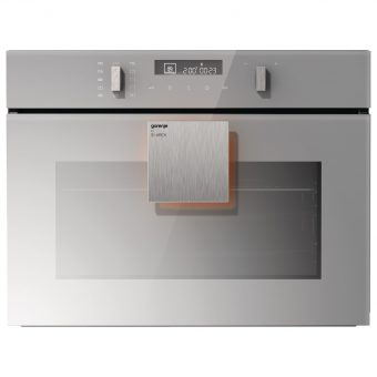 Gorenje by Starck BO547ST Compact Built-In Single Electric Multifunction Oven