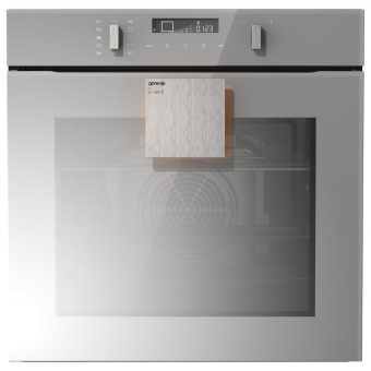 Gorenje by Starck BOP747ST Built-In Single Electric Multifunction Oven with Pyrolytic Cleaning