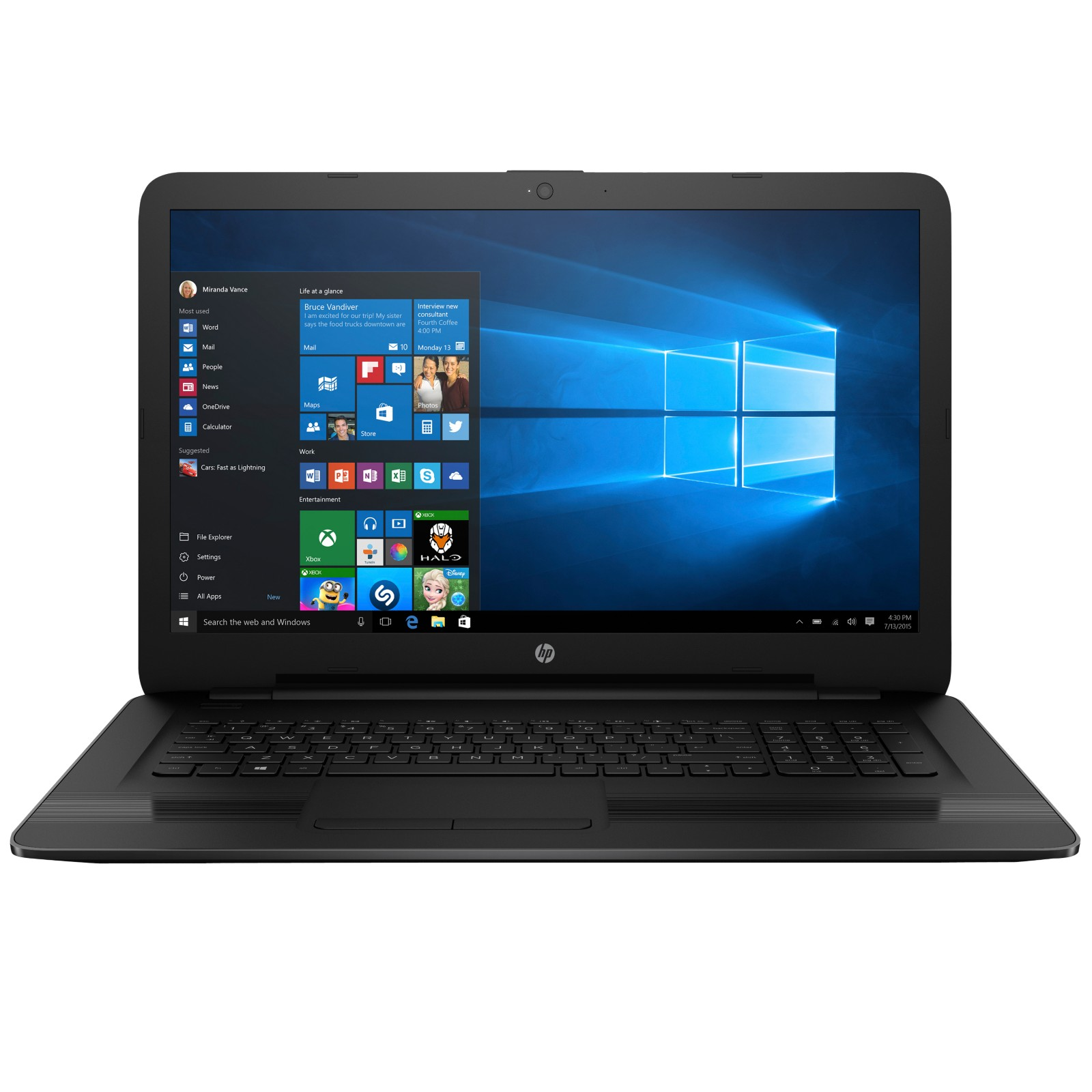 "17 Best Ideas About Danish Chair On Pinterest: HP 17-x032na 17.3"" Full HD Core I5 8GB RAM 1TB HD 2GB R5"