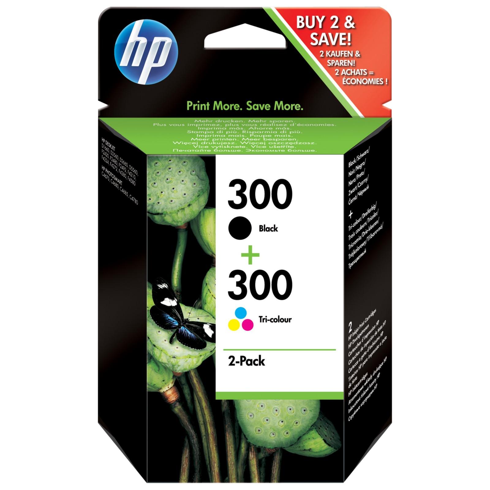 HP 300 Inkjet Cartridge