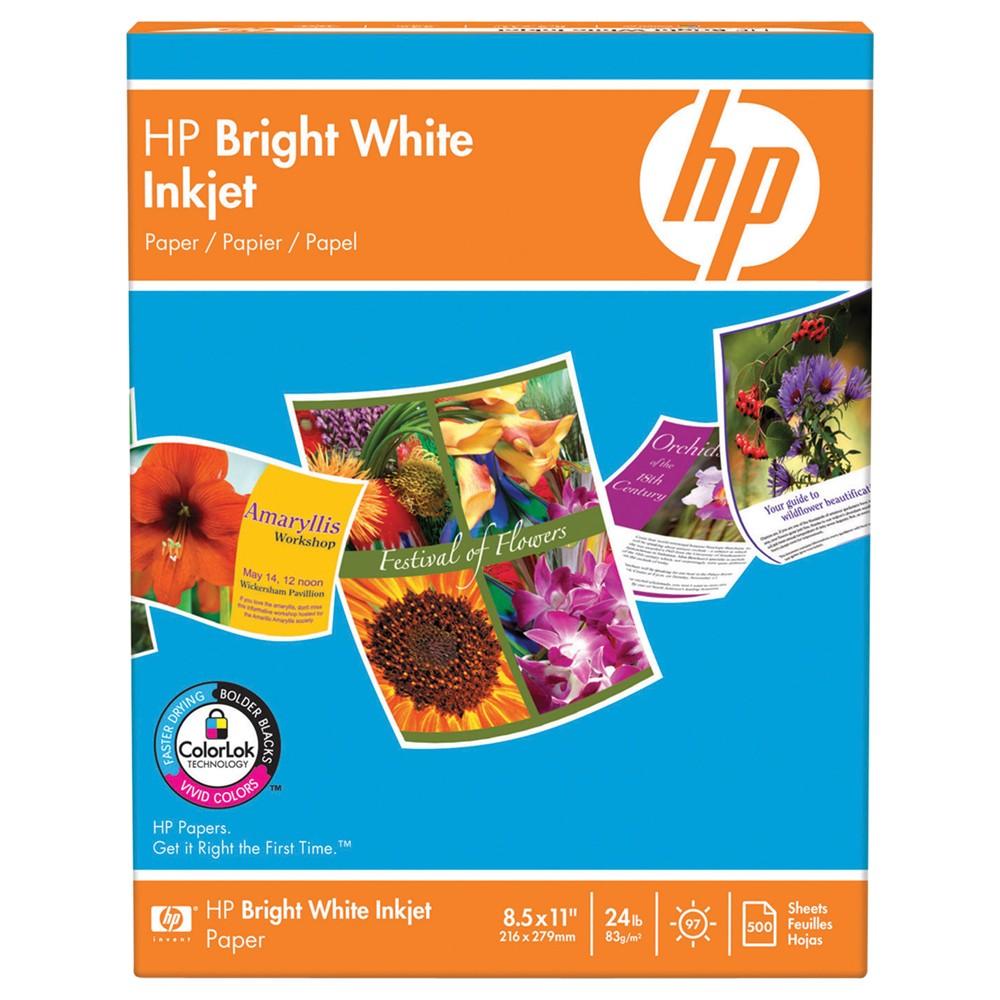 HP A4 Bright White Paper