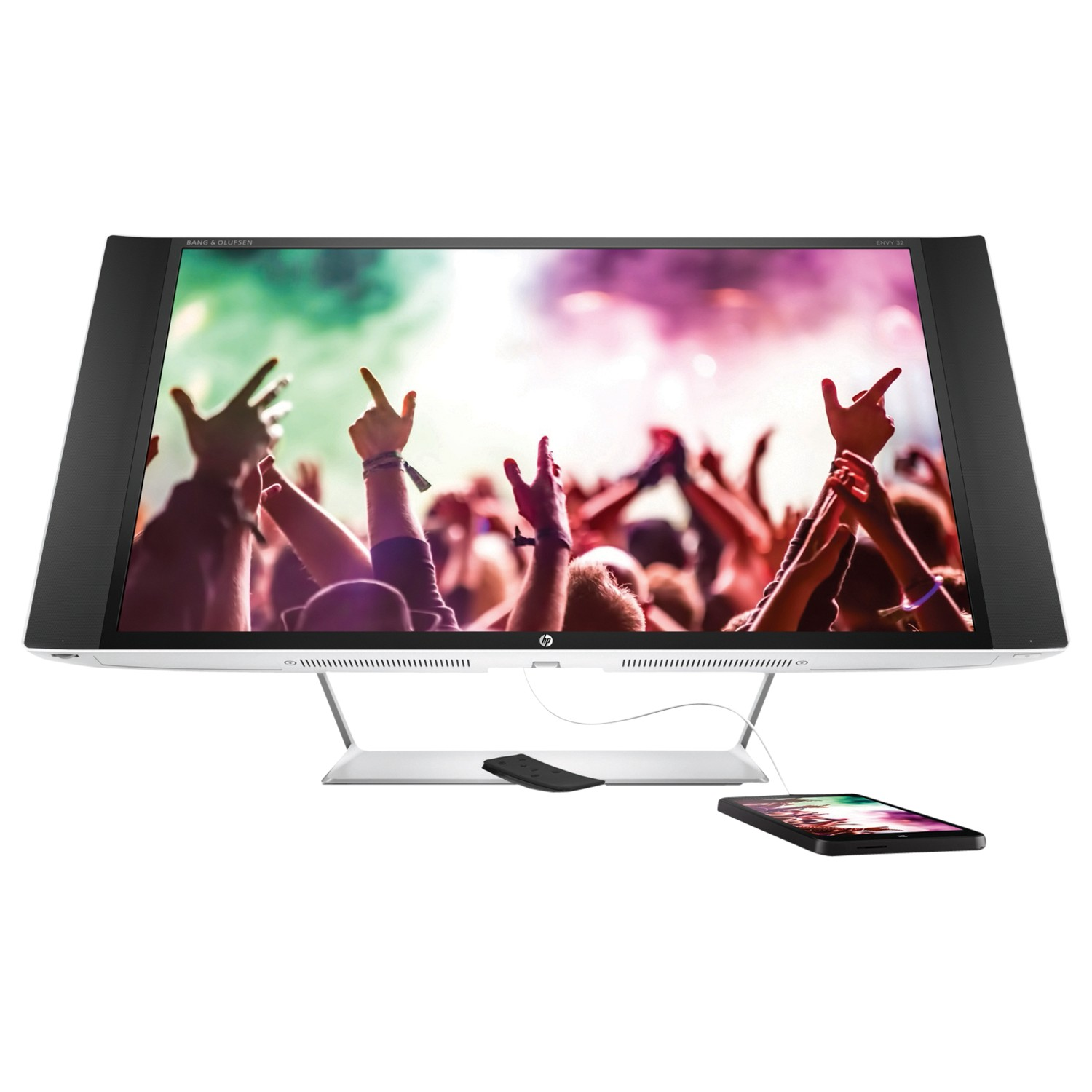 HP ENVY 32 TechniColour Certified IPS Quad HD Gaming Monitor