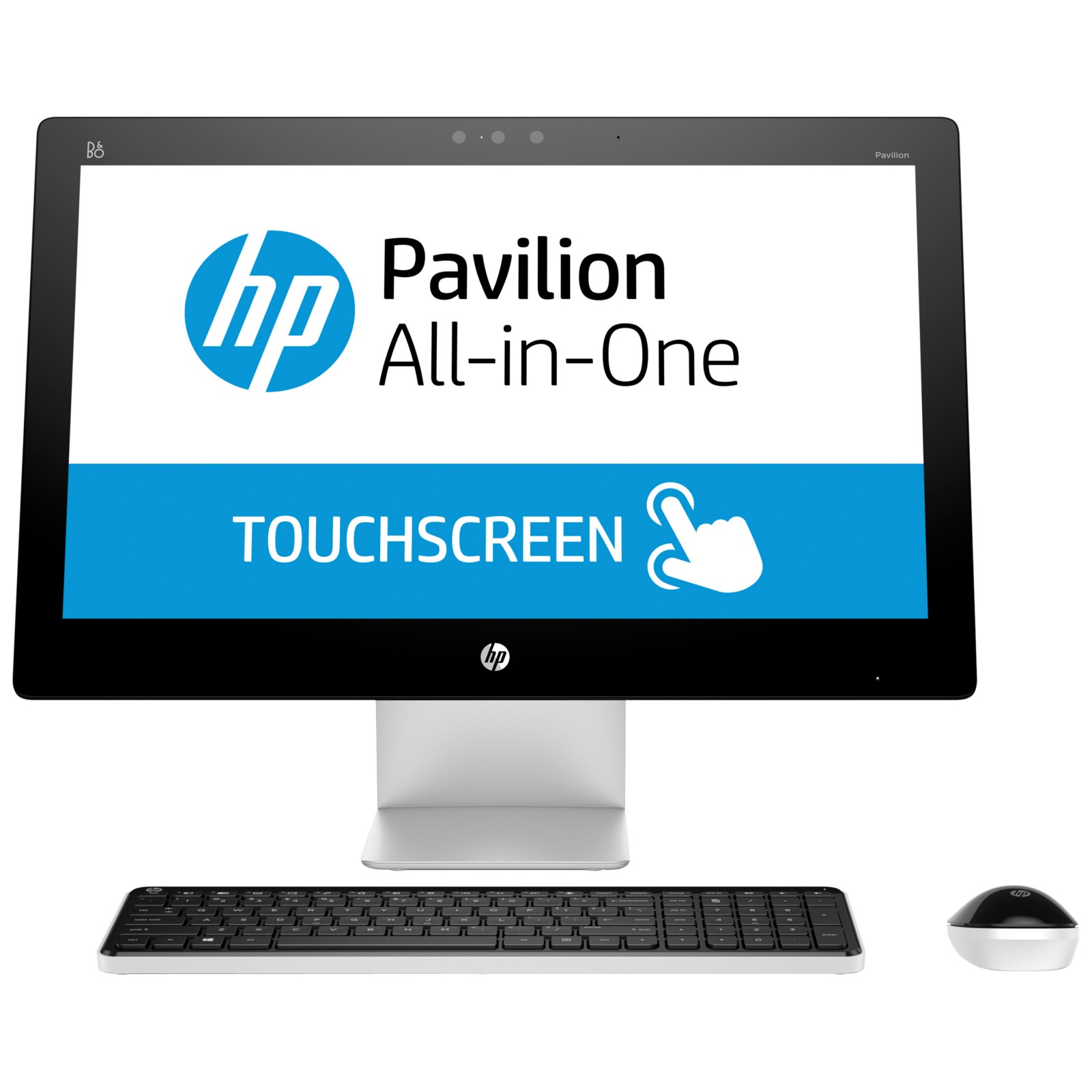 HP Pavilion 23-Q111na All-in-One Desktop PC