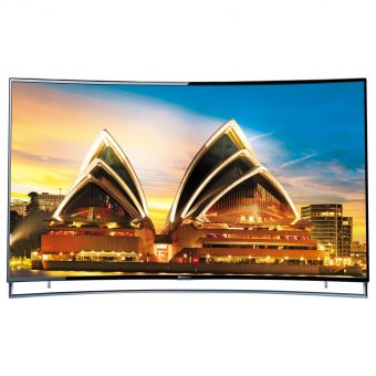 Hisense 65XT910 Curved 4K ULED 3D Smart TV