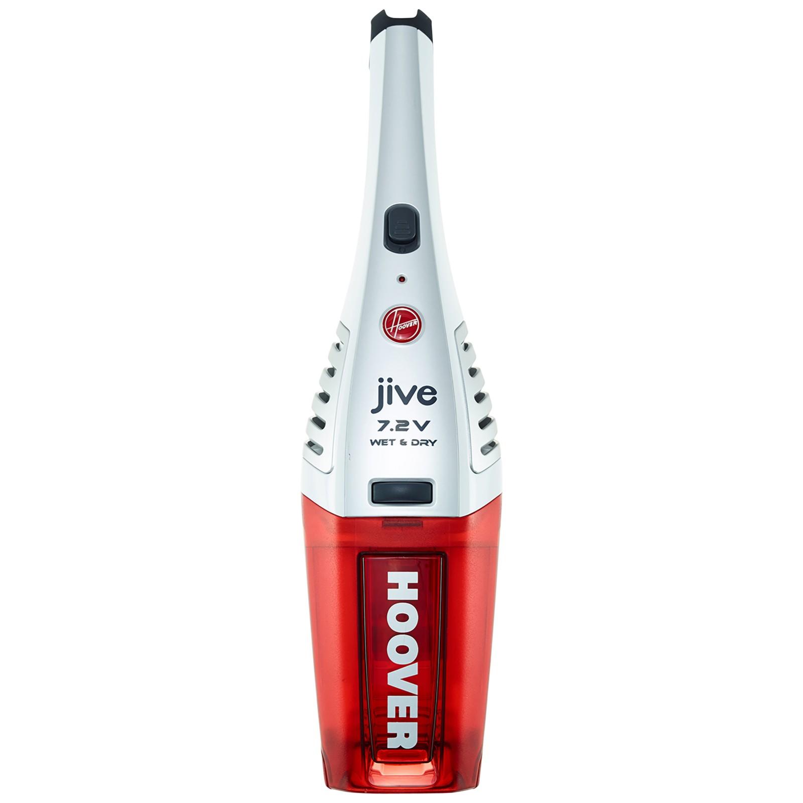 Hoover SJ72WWB6 Jive Wet & Dry 7.2V Cordless Handheld Vacuum Cleaner