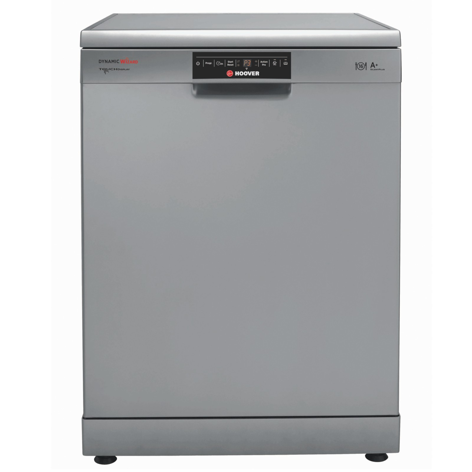 Hoover Wizard DYM 762TX Freestanding Wi-Fi Dishwasher