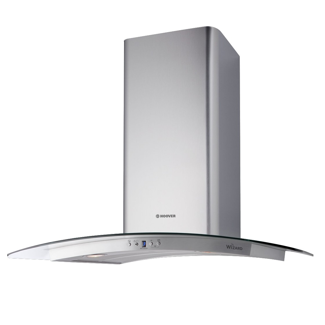 Hoover Wizard HHV67SLX Built-In Wi-Fi Cooker Hood