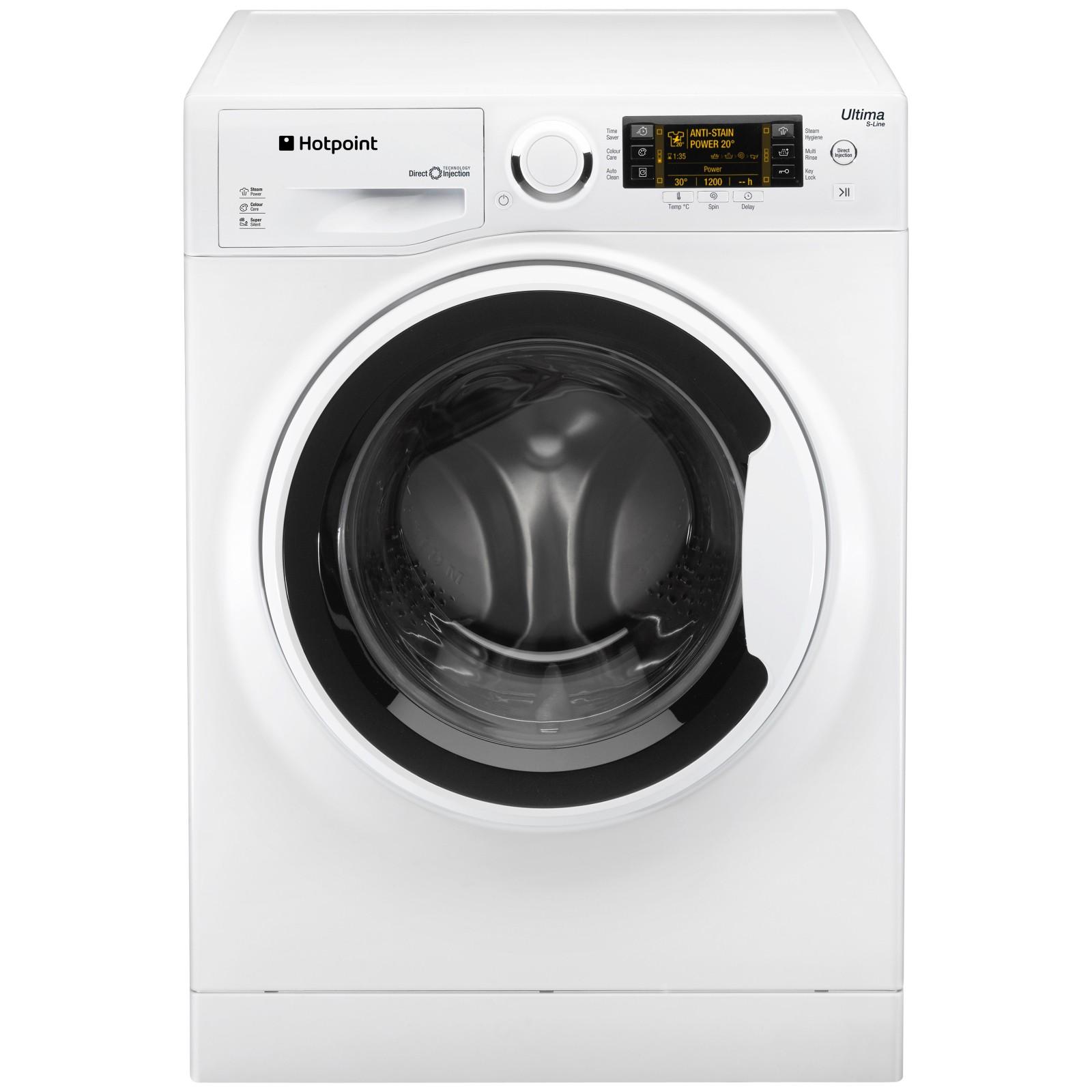 Hotpoint RPD10457J Ultima S-Line Freestanding Washing Machine