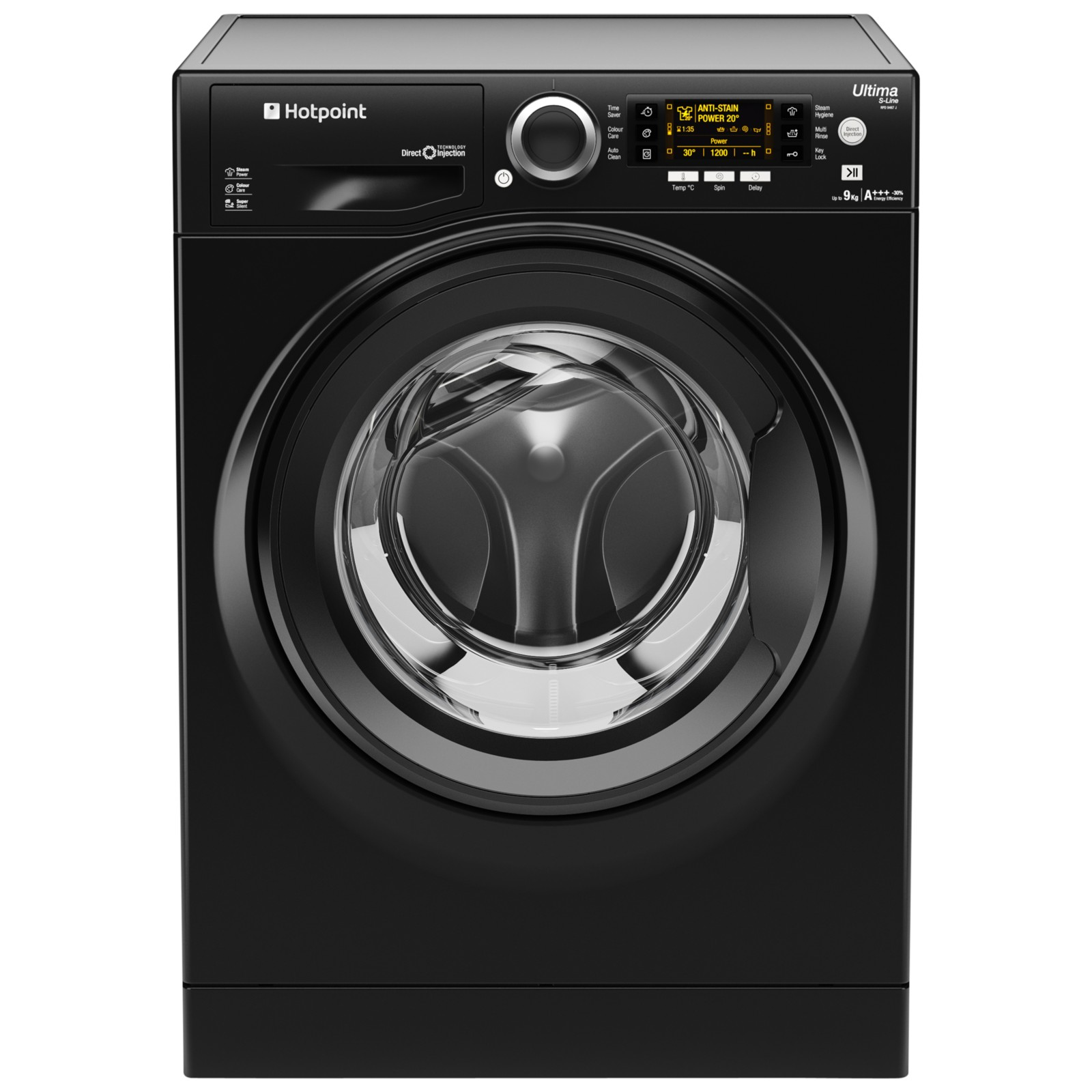 Hotpoint RPD9467JKK Ultima S-Line Freestanding Washing Machine