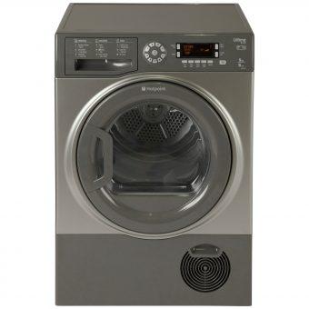 Hotpoint Ultima SUTCD97B6GM Freestanding Tumble Dryer