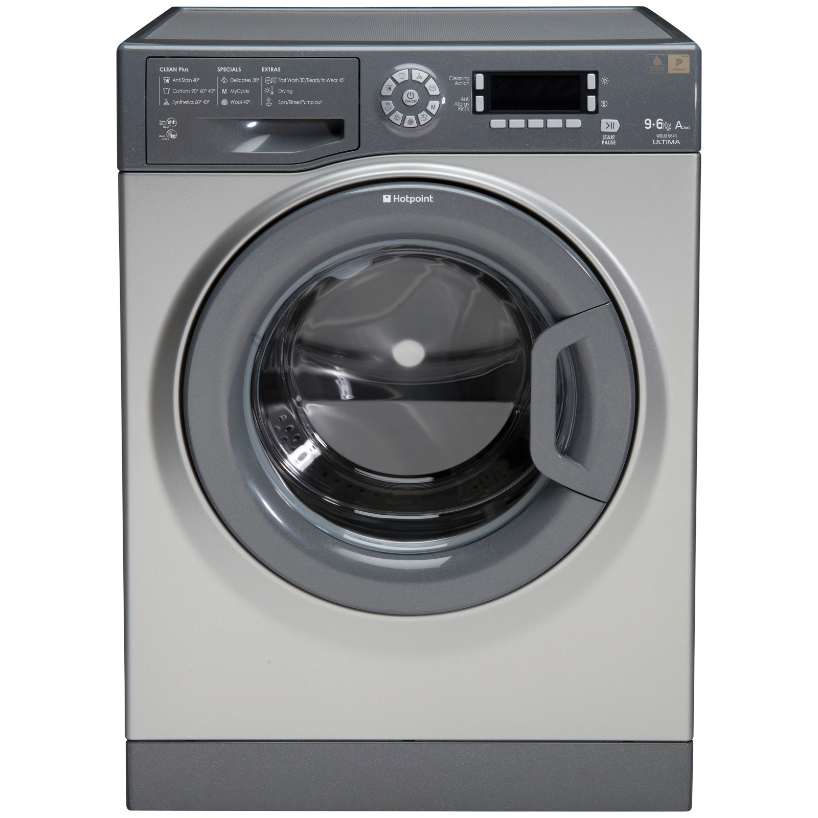 Hotpoint WDUD9640G Washer Dryer