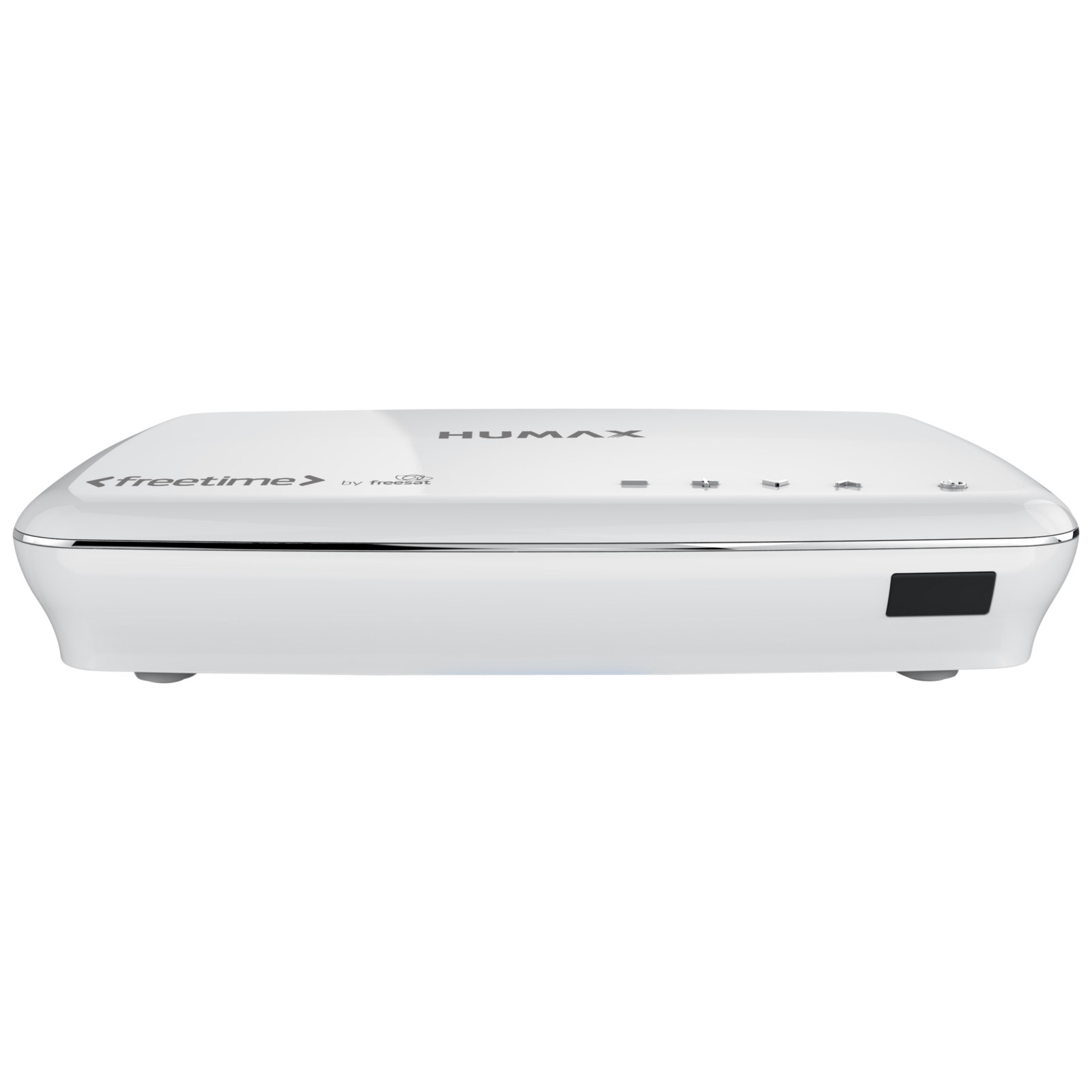 Humax HDR-1100S Smart 1TB Freesat+ with Freetime HD Digital TV Recorder White