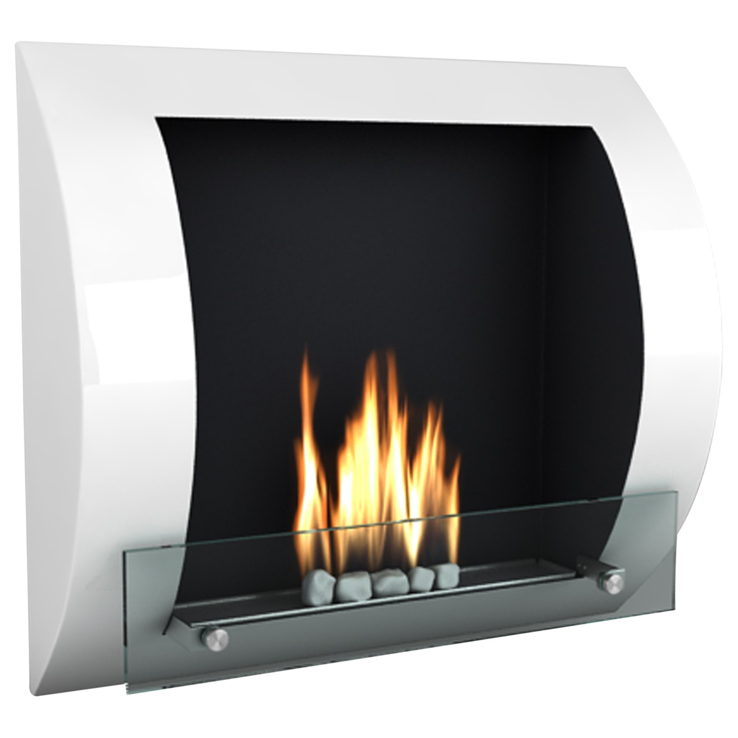 imagin fuego bioethanol fireplace white review best buy review. Black Bedroom Furniture Sets. Home Design Ideas