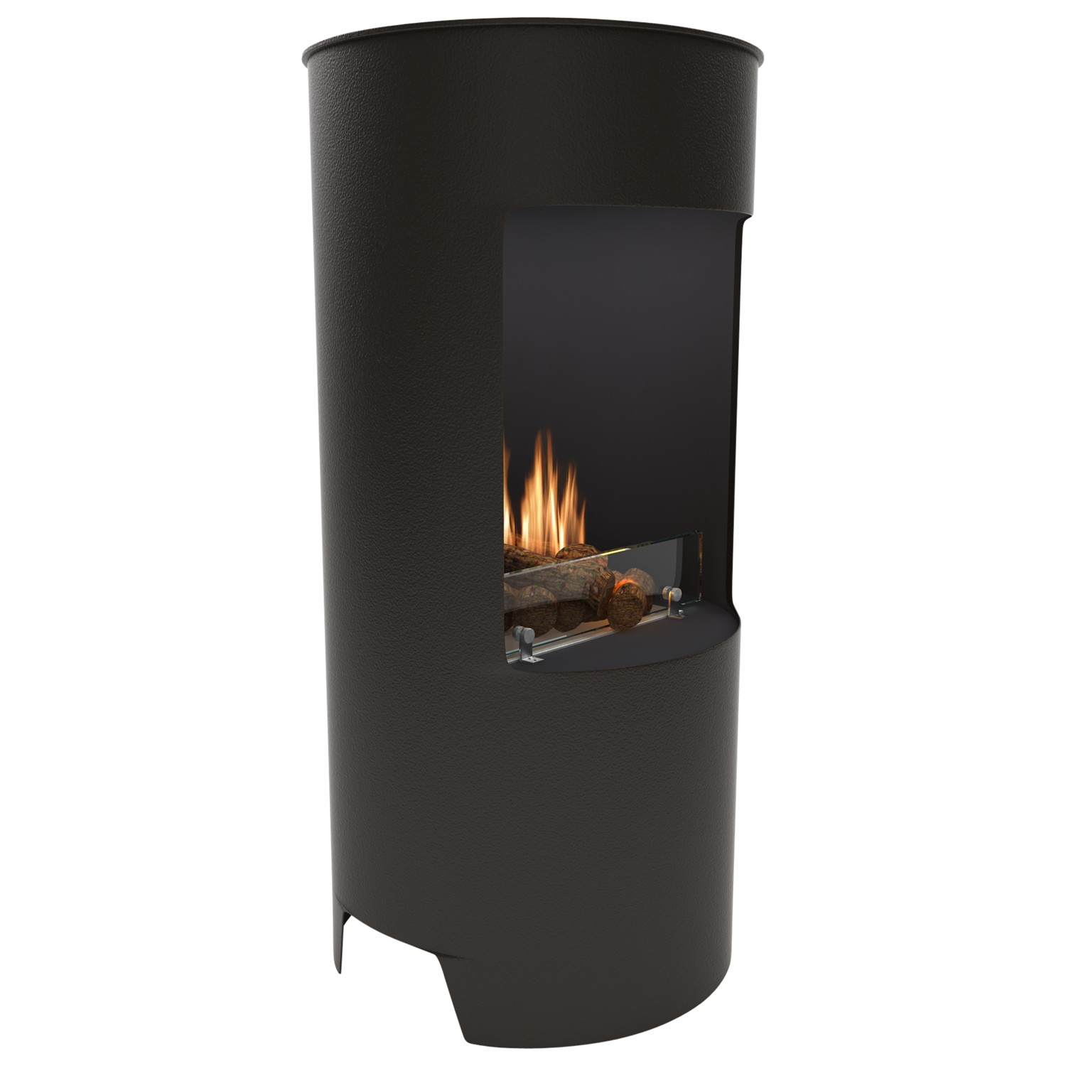 imagin stow bioethanol fireplace black review best buy review. Black Bedroom Furniture Sets. Home Design Ideas