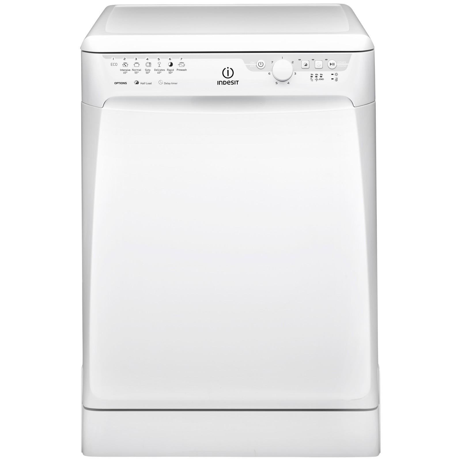 Indesit DFP 27B10 Freestanding Dishwasher
