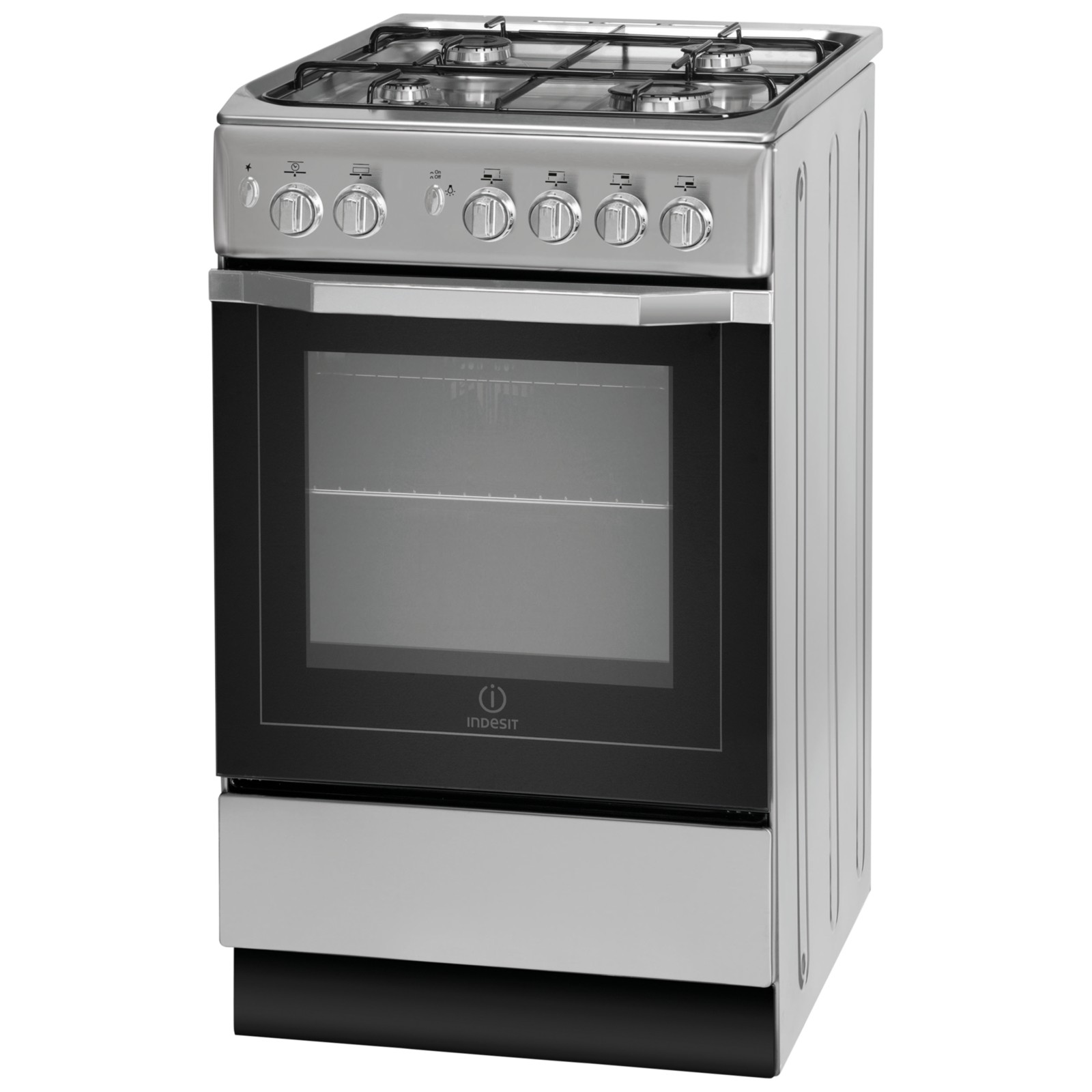 Indesit I5GG1S Freestanding Gas Cooker