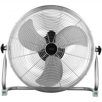 "John Lewis 20"" Metal Floor Fan"
