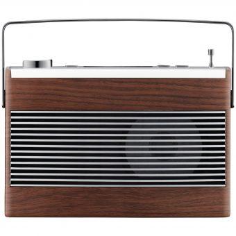 John Lewis Aston DAB/FM Radio Walnut
