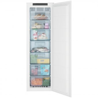 John Lewis JLBIFIC05 Tall Integrated No Frost Freezer