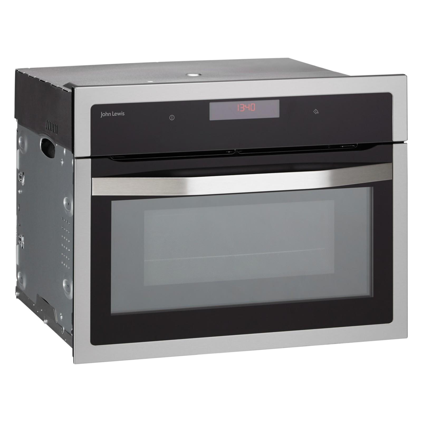 John Lewis JLBIMW03 Built-In Microwave