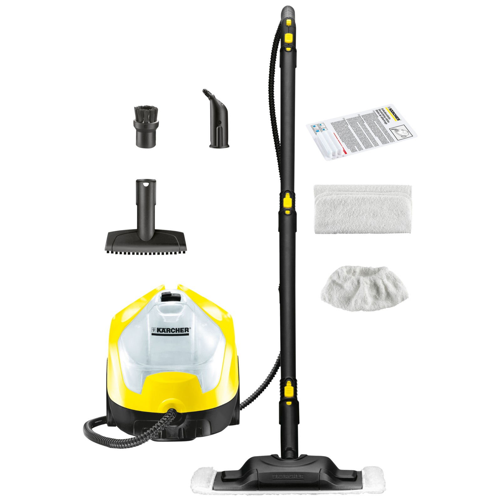 Kärcher SC4 All-In-One Continuous Steam Cleaner