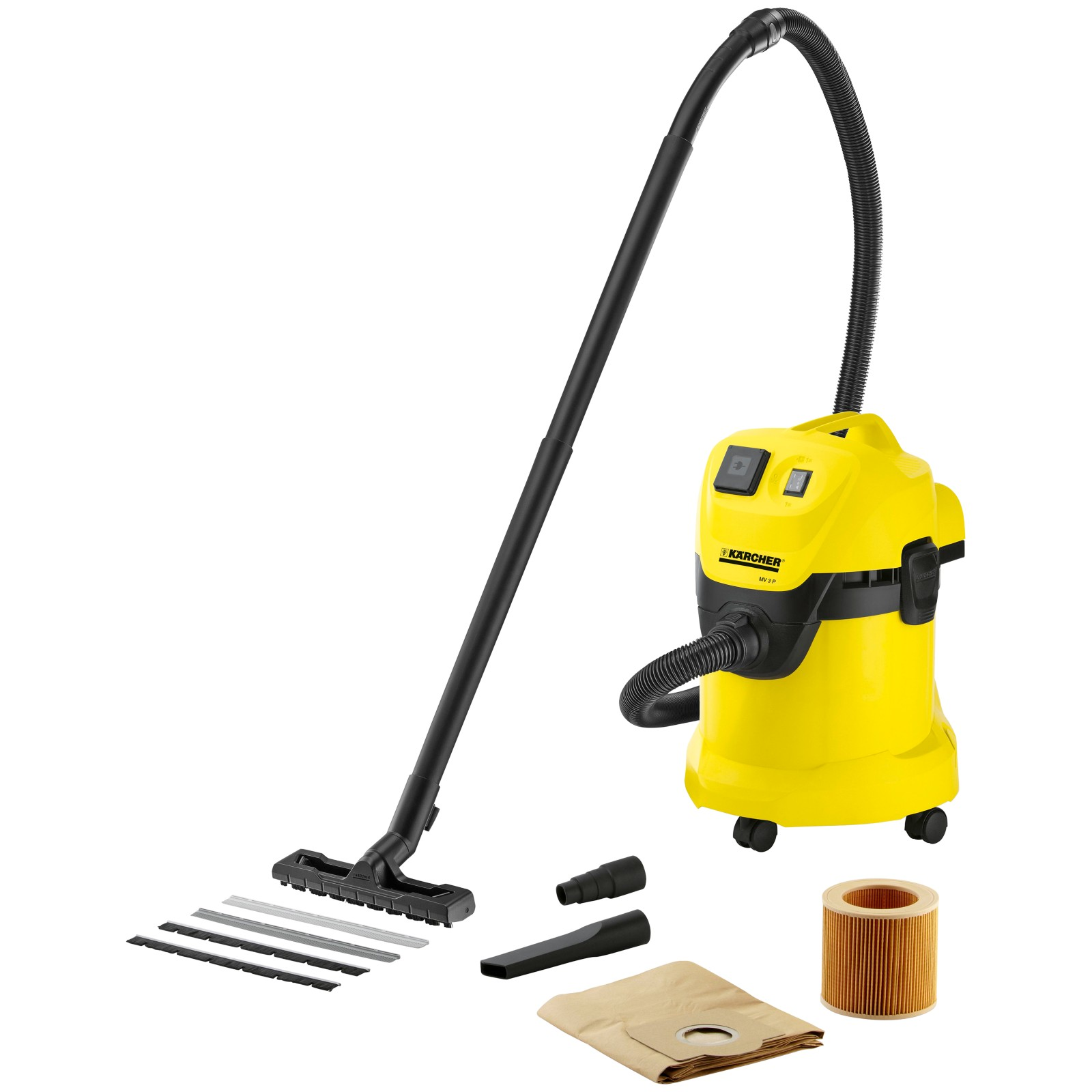 Kärcher WD3P Wet and Dry Vacuum Cleaner