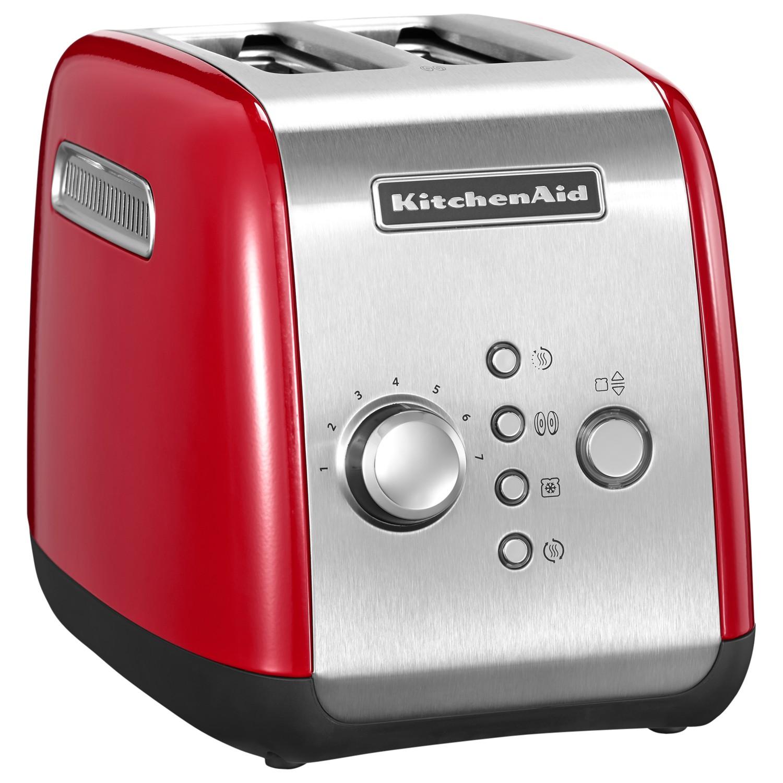 KitchenAid 2-Slice Toaster Empire Red