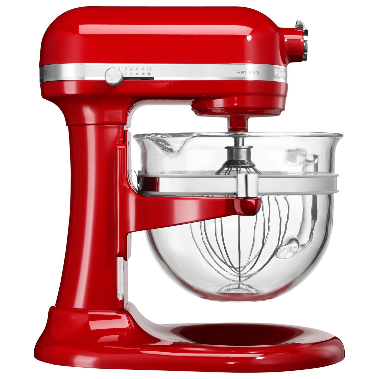 KitchenAid 6L Artisan Bowl-Lift Stand Mixer Empire Red
