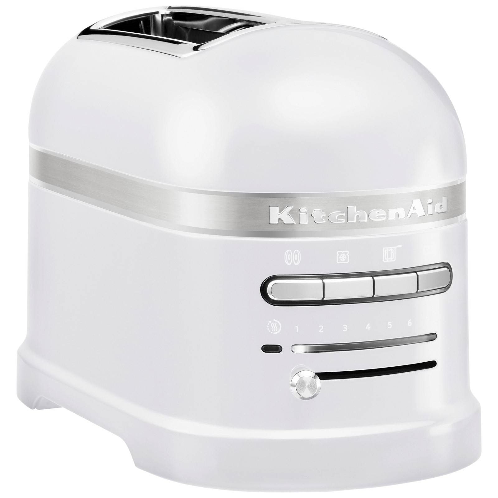 KitchenAid Artisan 2-Slice Toaster Frosted Pearl