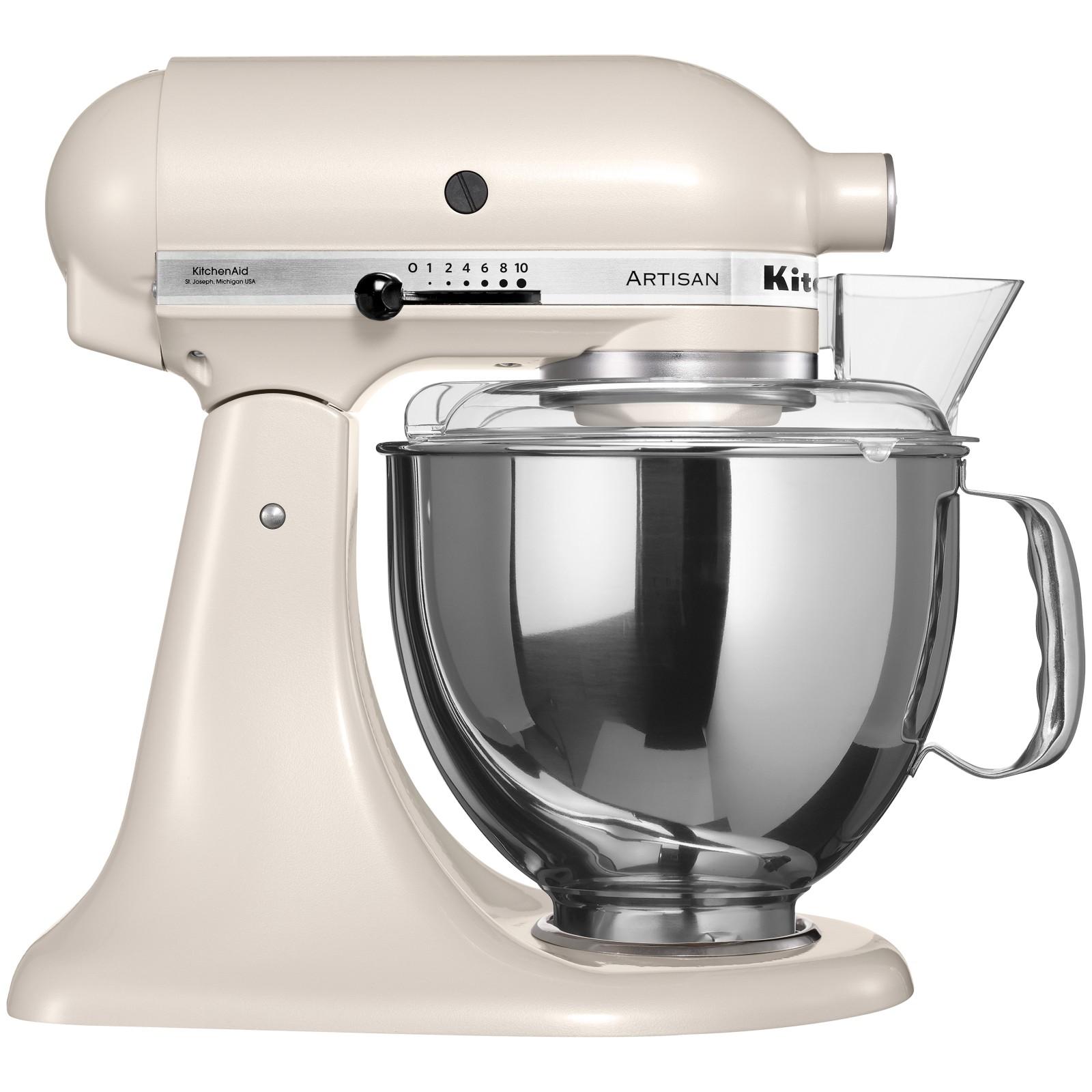 KitchenAid Artisan 4.8L Stand Mixer Café Latte