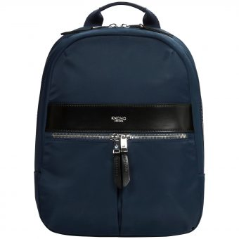 "Knomo Baby Beauchamp Backpack for Laptops up to 10"" Navy"