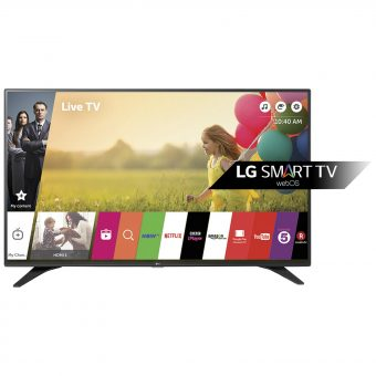 LG 32LH604V LED HD 1080p Smart TV