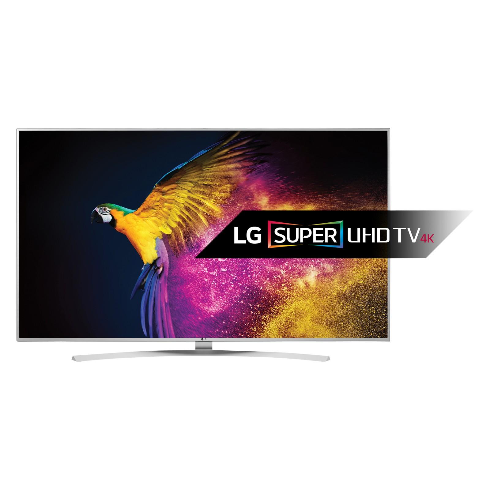 LG 49UH770 LED HDR Super 4K Ultra HD Smart TV