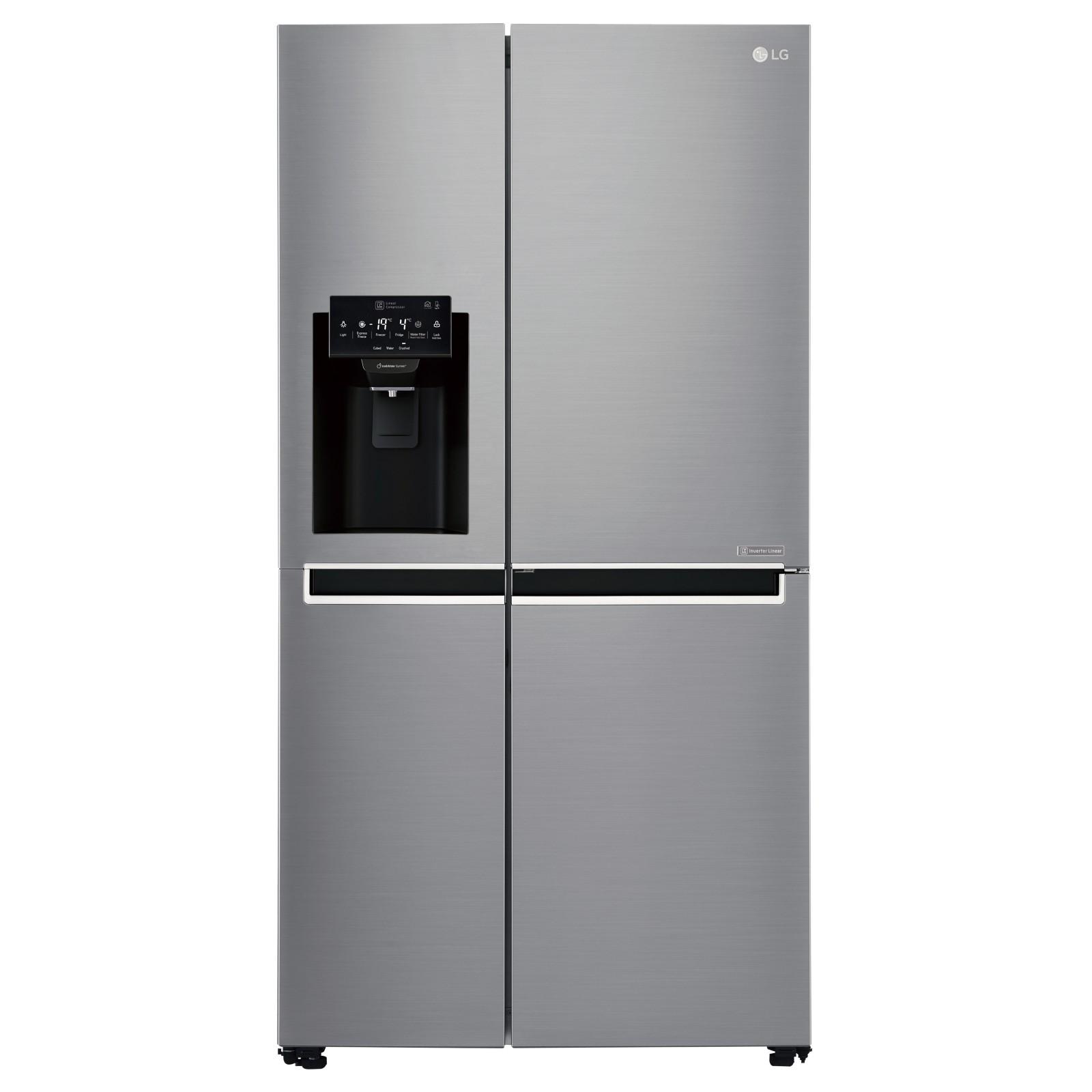 LG GSL760PZXV American Style Fridge Freezer