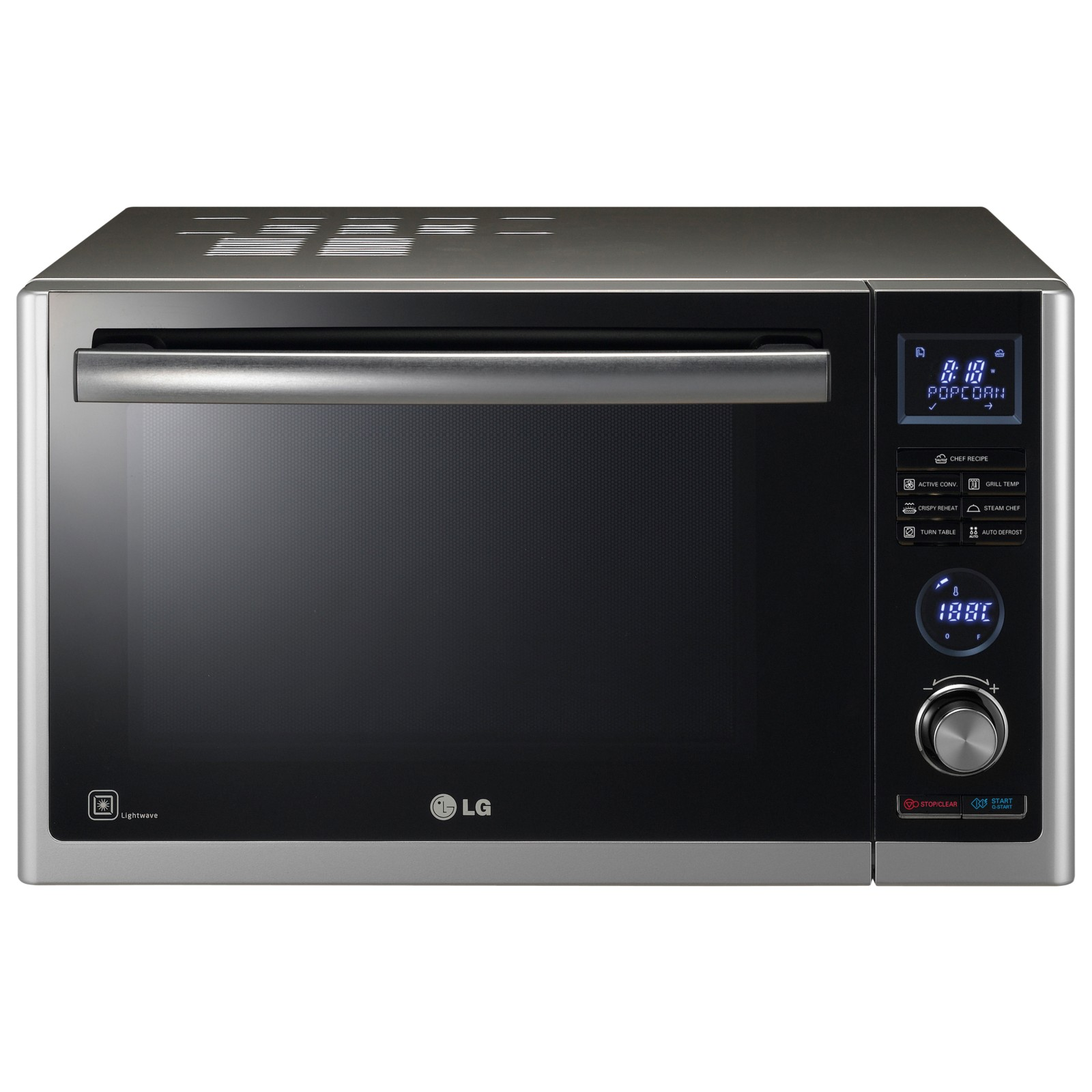 LG MJ3281BCS Combination Microwave & Convection Oven